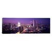 iCanvasArt Panoramic High Angle View of a City, Miami, Florida Photographic Print on Canvas