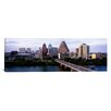 iCanvasArt Panoramic Lady Bird Lake, Austin, Texas Photographic Print on Canvas