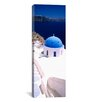 iCanvas Panoramic Oia, Santorini, Cyclades Islands, Greece Photographic Print on Canvas