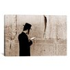 iCanvas Jerusalem Wall Photographic Print on Canvas