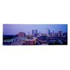 iCanvas Panoramic High Angle View of a City, Fort Worth, Texas Photographic Print on Canvas