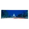 iCanvas Panoramic Capitol Building, Washington DC Photographic Print on Canvas
