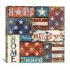 iCanvas Hope, Dream, and Believe from NBL Studio Canvas Wall Art
