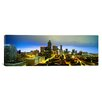 iCanvas Panoramic Evening Atlanta, Georgia Photographic Print on Canvas