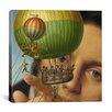 "iCanvas ""Gulliver""s Travels"" Canvas Wall Art by Dan Craig"
