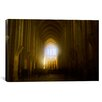 iCanvas Panoramic Cathedral, Alcobaca, Portugal Photographic Print on Canvas