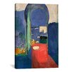 iCanvas 'Entrance to the Kasbeh, 1912' by Henri Matisse Painting Print on Canvas