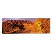 iCanvas Panoramic Gates Pass Road Tucson Mountain Park Arizona Photographic Print on Canvas
