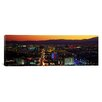 iCanvas Panoramic Hotels Las Vegas Nevada by Budi Satria Kwan Photographic Print on Canvas
