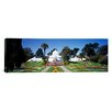 iCanvas Panoramic Conservatory of Flowers, Golden Gate Park, San Francisco California Photographic Print on Canvas
