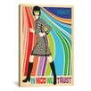 iCanvasArt 'In Mod We Trust' by Anderson Design Group Graphic Art on Canvas