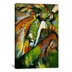 <strong>iCanvasArt</strong> 'Improvisation 7' by Wassily Kandinsky Painting Print on Canvas
