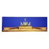 iCanvasArt Panoramic High Section View of a Gate, Brandenburg Gate, Berlin, Germany Photographic Print on Canvas