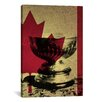 iCanvas Canada Hockey, Stanley Cup Graphic Art on Canvas