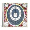 """<strong>""""Harmonia Macrocosmica - Hypothesis Ptolemaica"""" Canvas Wall Art by ...</strong> by iCanvasArt"""