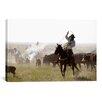 iCanvas 'Heeler' by Dan Ballard Photographic Print on Canvas