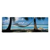 iCanvasArt Panoramic Cook Islands South Pacific Photographic Print on Canvas