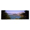 iCanvas Panoramic Bay Bridge, Treasure Island, Oakland, San Francisco, California Photographic Print on Canvas