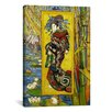 iCanvas 'Courtesan (after Eisen)' by Vincent van Gogh Painting Print on Canvas