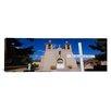 <strong>iCanvasArt</strong> Panoramic San Francisco De Asis Church, Ranchos De Taos, New Mexico Photographic Print on Canvas
