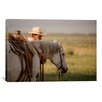 iCanvasArt 'Companion Canvas' Wall Art by Dan Ballard Photographic Print on Canvas