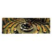 iCanvas Panoramic Library of Congress Washington DC Photographic Print on Canvas