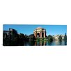 iCanvas Panoramic Palace of Fine Arts, Marina District, San Francisco, California Photographic Print on Canvas