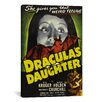 <strong>Dracula's Daughter Vintage Movie Poster Canvas Print Wall Art</strong> by iCanvasArt