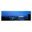 iCanvas Panoramic RMS Queen Mary 2, San Francisco, California Photographic Print on Canvas