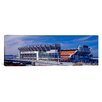 <strong>iCanvasArt</strong> Panoramic Cleveland Browns Stadium Cleveland Ohio Photographic Print on Canvas