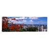 iCanvas Panoramic High Angle View of a Cityscape, Honolulu, Oahu, Hawaii Photographic Print on Canvas