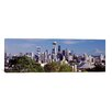 iCanvas Panoramic 'Seattle from Queen Anne Hill, 2010,Washington' Photographic Print on Canvas