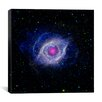 iCanvas Dying Star (Spitzer Telescope) Canvas Wall Art