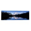 iCanvas Panoramic 'Mt Shuksan, North Cascades National Park, Washington State' Photographic Print on Canvas