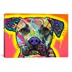 iCanvas 'Drip Love' by Dean Russo Graphic Art on Canvas