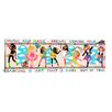 <strong>iCanvasArt</strong> Kids Children 'Dancing is Art' Graphic Canvas Wall Art