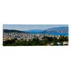 iCanvas Panoramic Richmond District and Lincoln Park, San Francisco, California Photographic Print on Canvas
