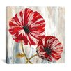 iCanvas Red Poppies I from Willow Way Studios, Inc collection Canvas Wall Art