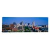 <strong>iCanvasArt</strong> Panoramic High Angle View of a City, St Louis, Missouri Photographic Print on Canvas