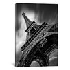 iCanvas Eiffel Tower Study II by Moises Levy Photographic Print on Canvas