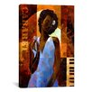 iCanvasArt Diva by Keith Mallett Graphic Art on Canvas