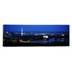 iCanvas Panoramic High Angle View of a City Washington, DC Photographic Print on Canvas