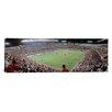 iCanvasArt Panoramic Crowd in a Stadium, Sevilla FC, Estadio Ramon Sanchez Pizjuan, Seville, Spain Photographic Print on Canvas