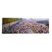 iCanvas Panoramic Marathon, Chicago Marathon, Chicago, Illinois Photographic Print on Canvas