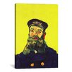 iCanvas 'Joseph Roulin' by Vincent van Gogh Painting Print on Canvas