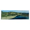 iCanvas Panoramic High Angle View of Columbia River, Washington Photographic Print on Canvas