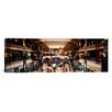 iCanvas Panoramic Bourse Shopping Center, Philadelphia, Pennsylvania Photographic Print on Canvas