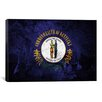 iCanvas Kentucky Flag, Mammoth Cave National Park Graphic Art on Canvas