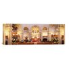 iCanvasArt Panoramic 'Berlin Cathedral, Berlin, Germany' Photographic Print on Canvas