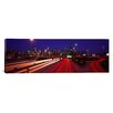 iCanvas Panoramic Kennedy Expressway Chicago, IL Photographic Print on Canvas